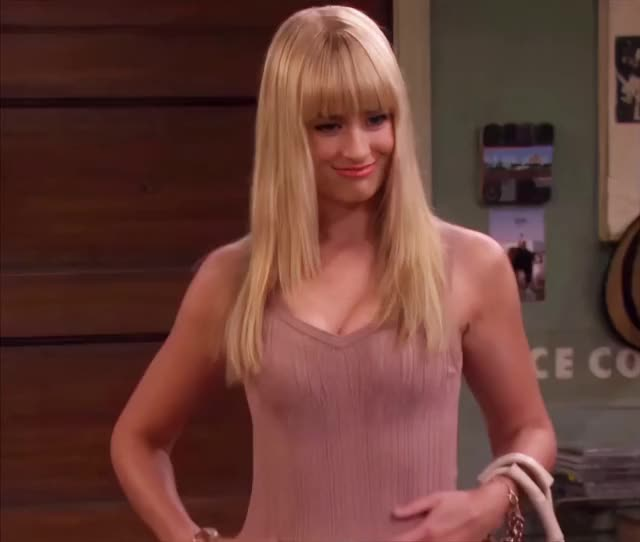 beth Behrs constricted plot in