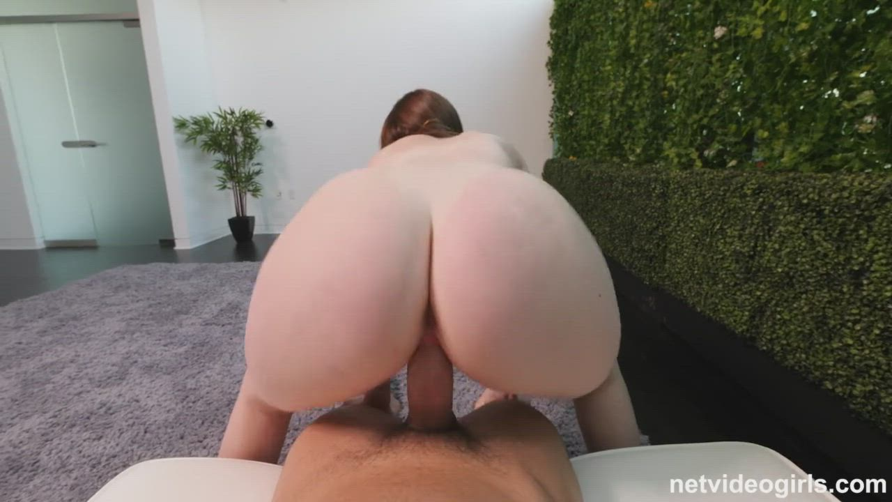 River fox bounces her phat ass on dick