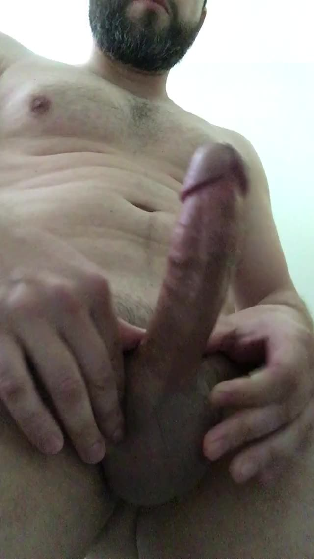 two fist banging and cumming