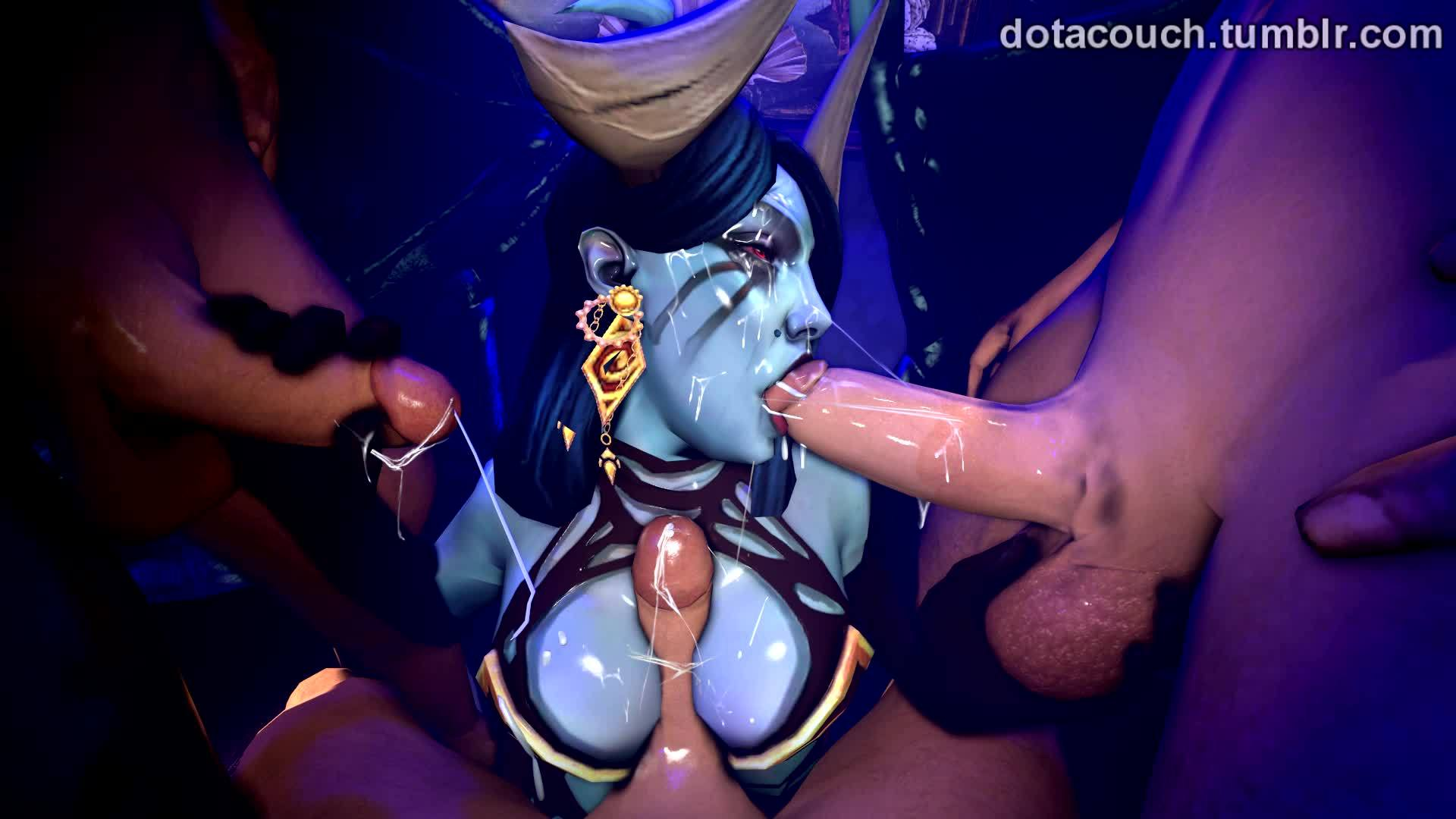 3dWorld of Warcraft porn crack nude picture