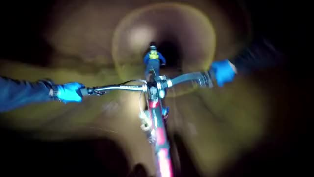 Watch GoPro Awards: MTB Through Mining Cave GIF by Slim Jones (@slimjones123) on Gfycat. Discover more gopro, hero2, hero3 GIFs on Gfycat