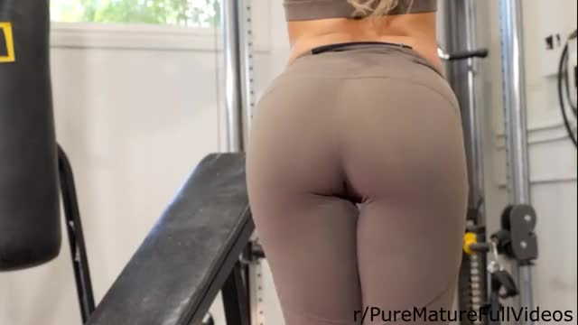 cherie Deville In The Gym