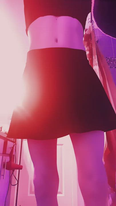 Skirts are so useful for men