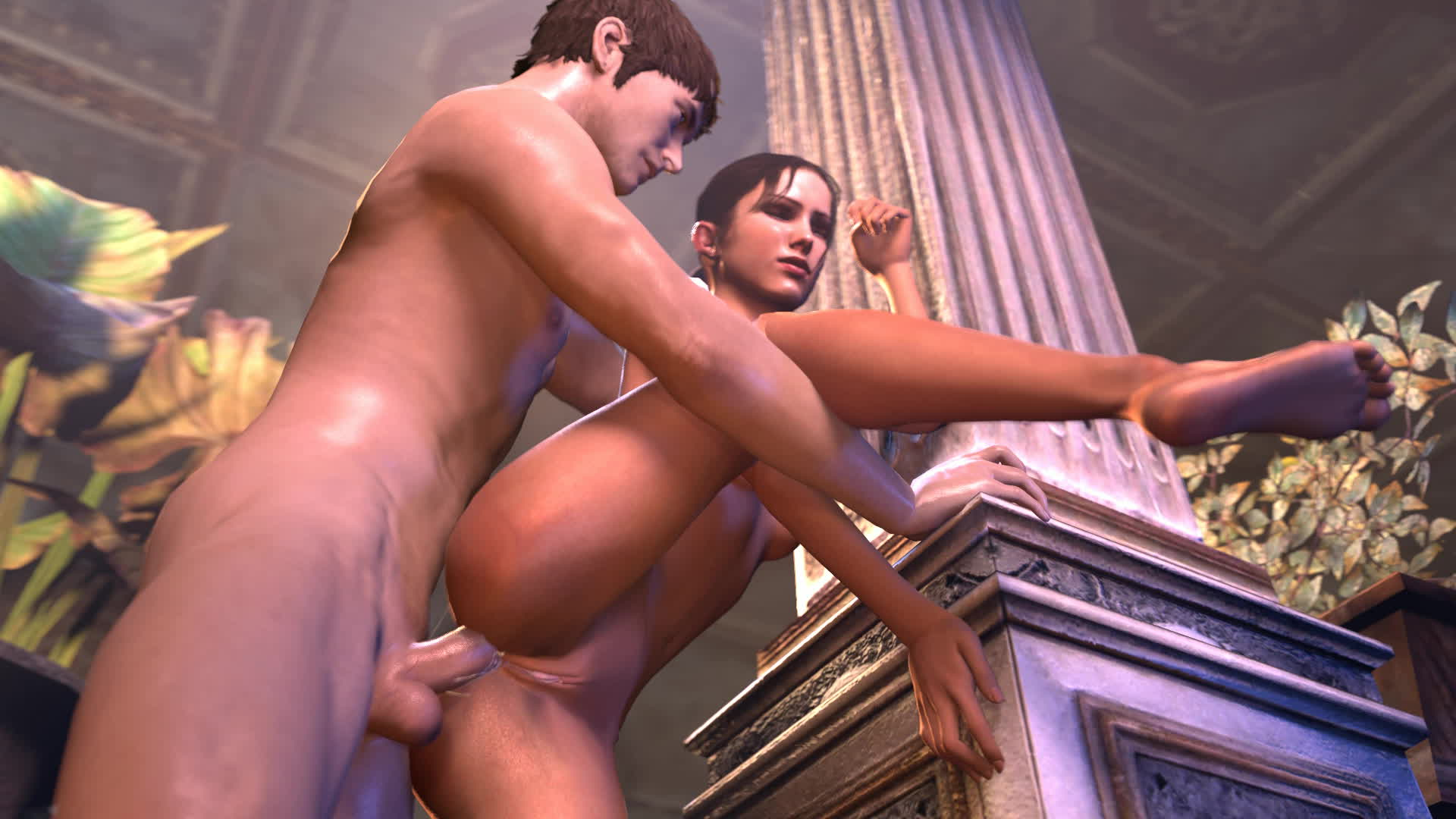 Zoey from left 4 dead fucked erotic picture