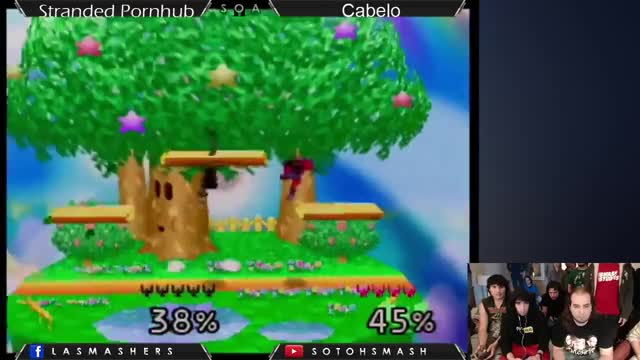 Cabelo vs Stranded, a money match highlight