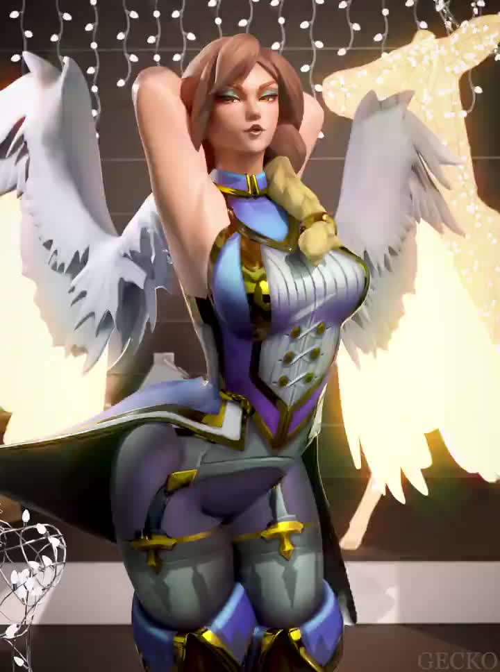 Furia - The Pyre's Purest Angel (Geckoscave) [Paladins]