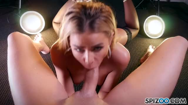 jessa Rhodes gives a Fellatio
