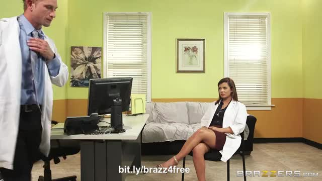 the Resident Slut: Part Two Movie scene with Keisha Grey
