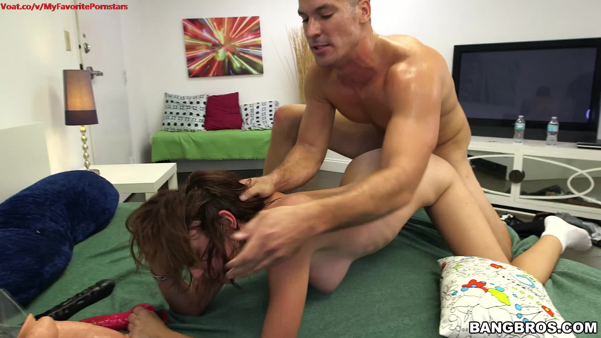 Cece Capella - Pile driving that tight pussy