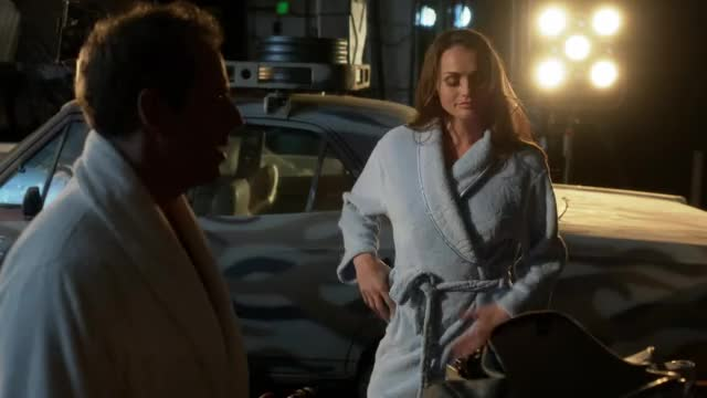 producer fooling and banging the shit out of Tori african in Ray Donovan