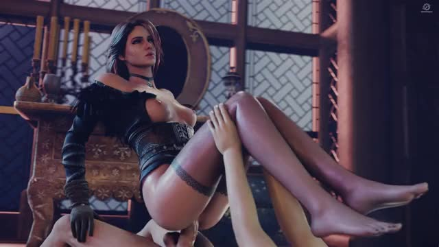 Yennefer Pewposterous The Witcher 3D Porn 2 Porn GIF by SaradaHentai X HentaiAre... | RedGIFs