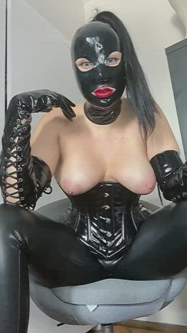 Lick my boots 😈