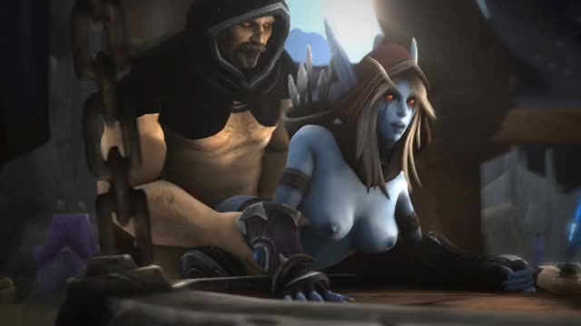 Sylvanas Whore Chief