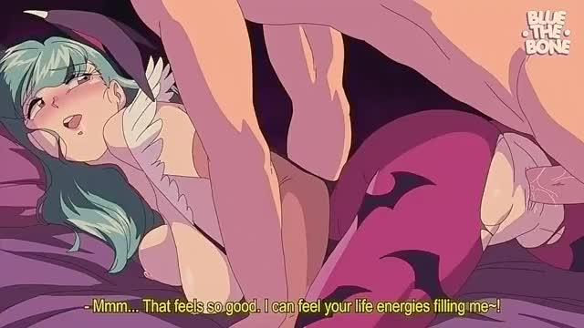 morrigan Aensland has peculiar means fo defeatig opponents x-post r/rule34