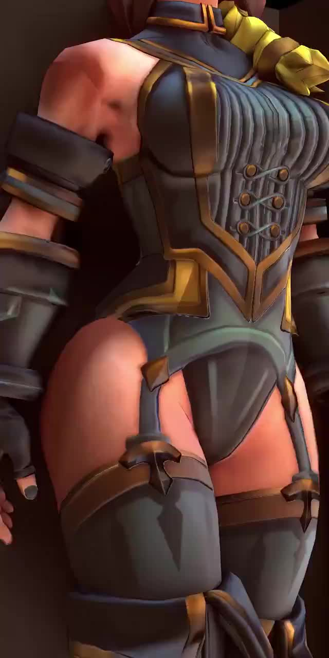 Furia Is So Damn Thicc (Nappana)