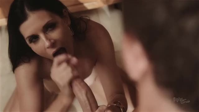 India Summer and a young man