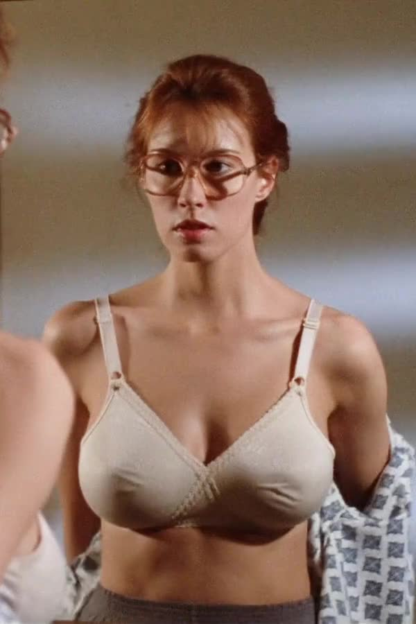 Breasts so awesome she embarrassingly turns herself on