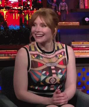 Watch this bryce dallas howard GIF by TheFappeningBlog.com (@thefappening.so) on Gfycat. Discover more bryce dallas howard, celebs GIFs on Gfycat