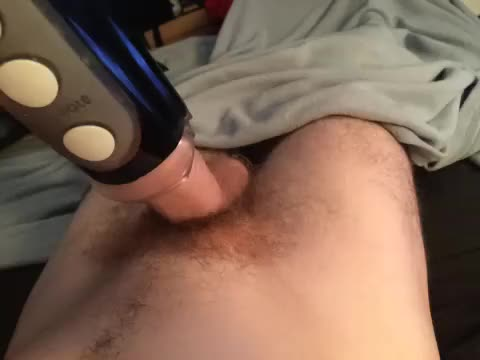 my dick is bulging out of this fleshlight, send aid