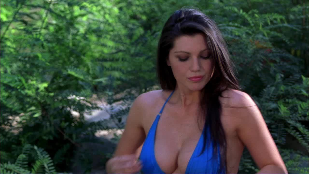 Louise Cliffe's Exceptionally Perky Boobs