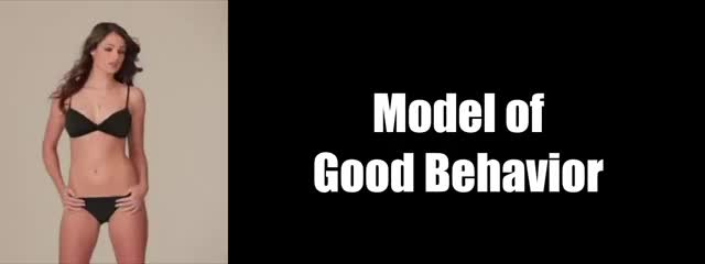 Model of Good Behavior