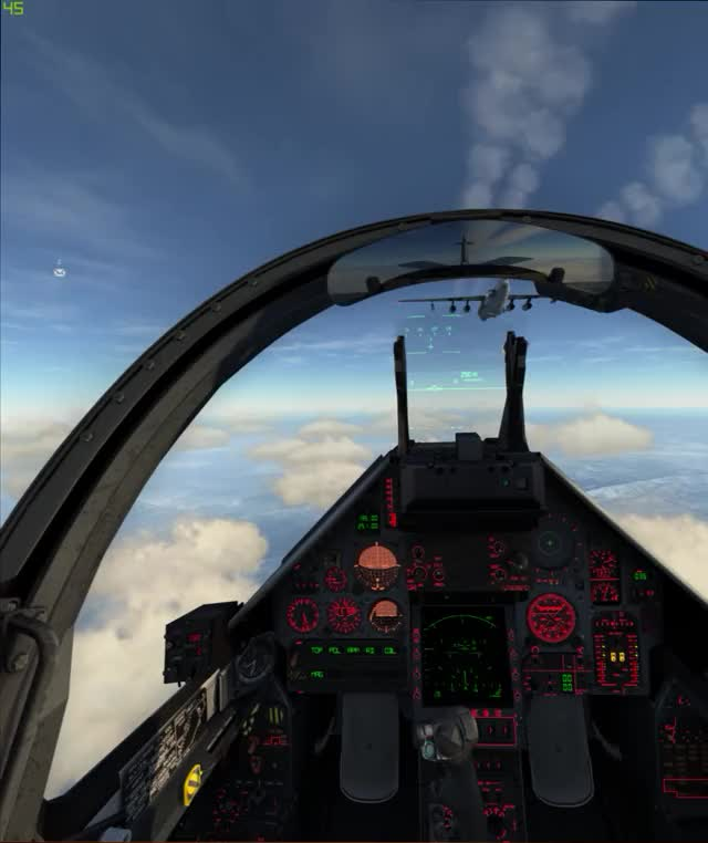 Watch Aerial Refueling GIF by josephm25 on Gfycat. Discover more related GIFs on Gfycat