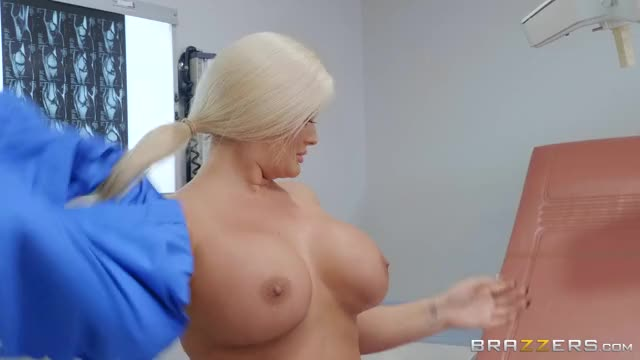 bedside Manner Free Movie scene With Julie Specie - Brazzers Official