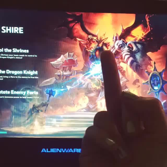 Trying to play HotS Beta
