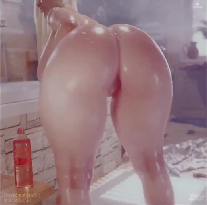 Blondie Thicc Ass Clapping (Lustgard)