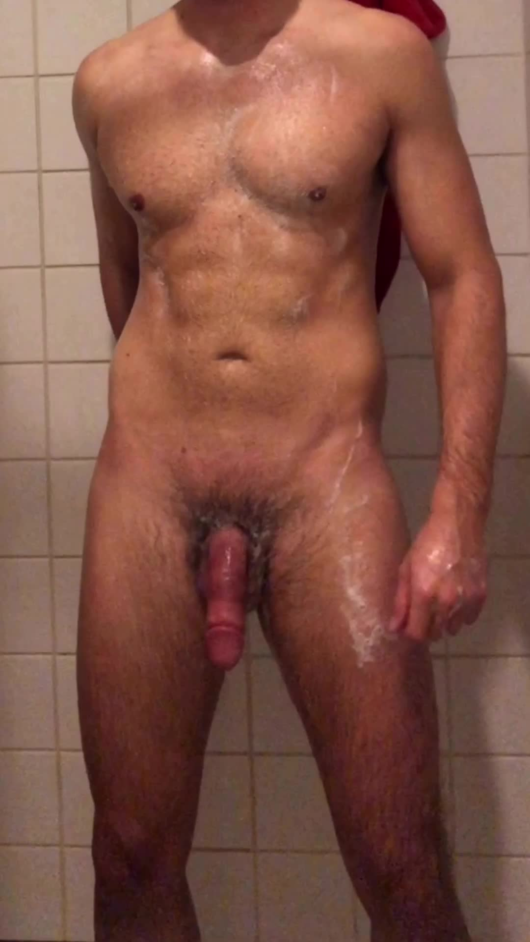 Shower time :)
