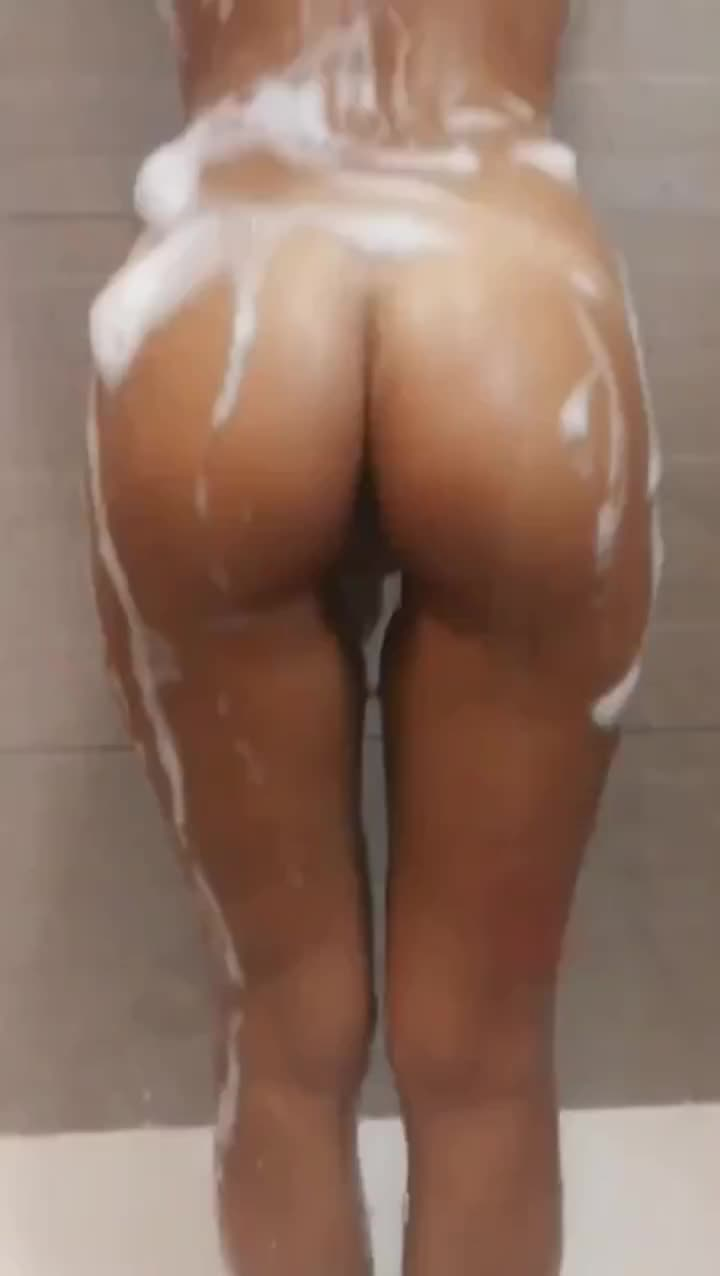 All Wet And Soapy