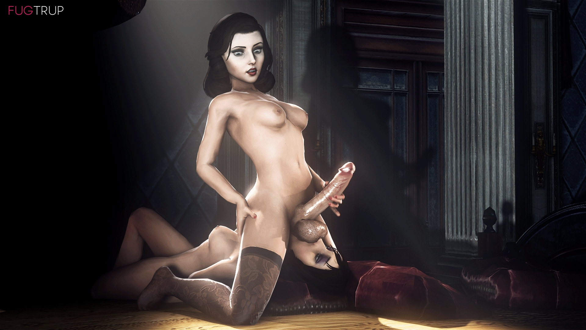 3d sexy nude futanari gif exploited photo