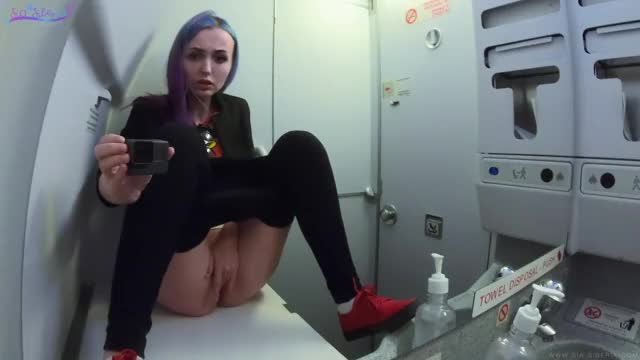airplane Baths