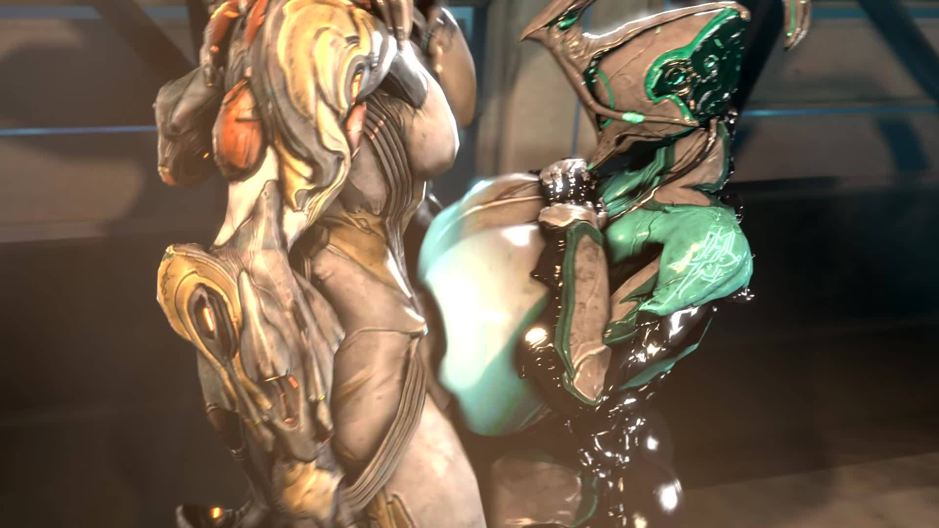 Warframe 3d porn smut video