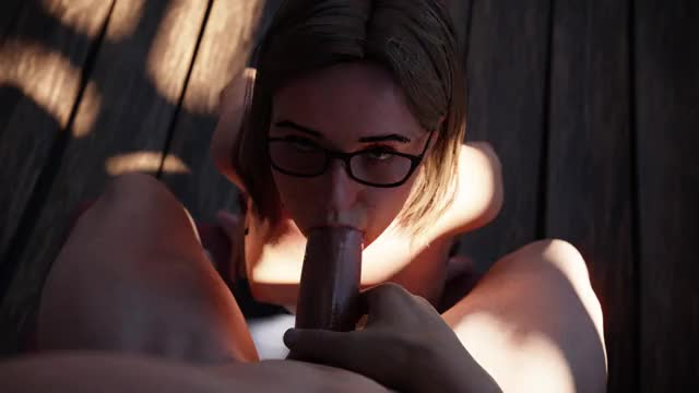 400314 - 3D Animated Blender Cassie Drake JollyLolly Uncharted