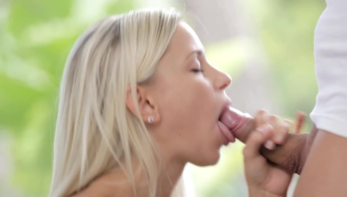 She Likes Cum in Her Mouth