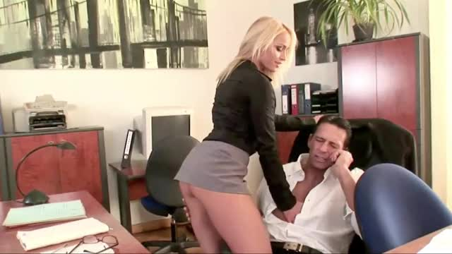 kathia Nobili - Anal In The Office