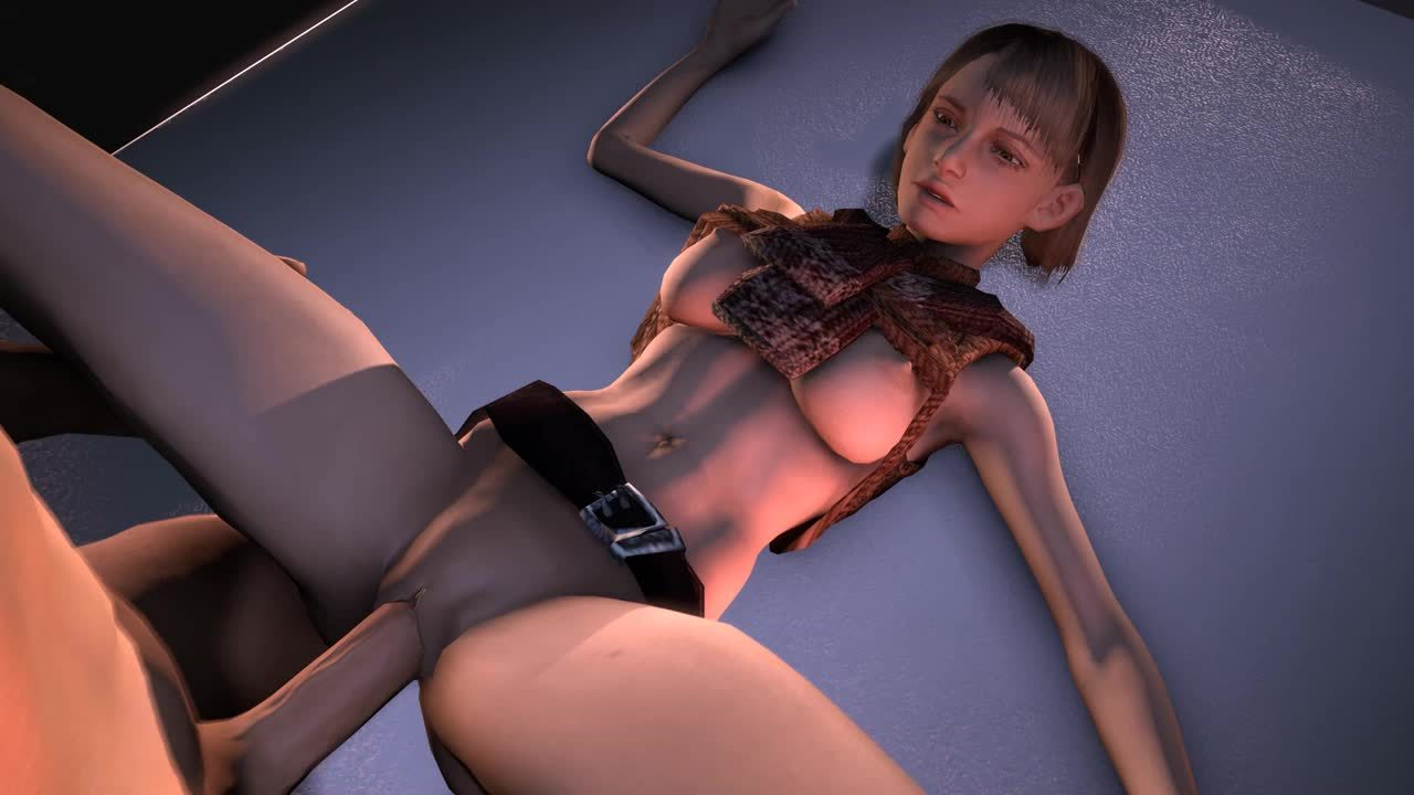Nude ashley graham from resident evil 4 sex photo