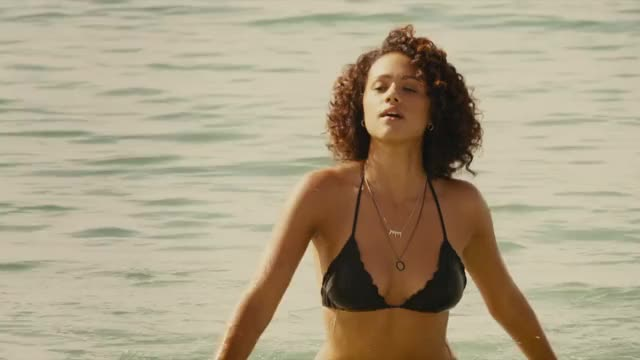 nathalie Emmanuel has an amazing body