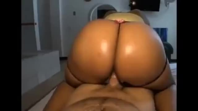 Working It With Her Big Phat Ass