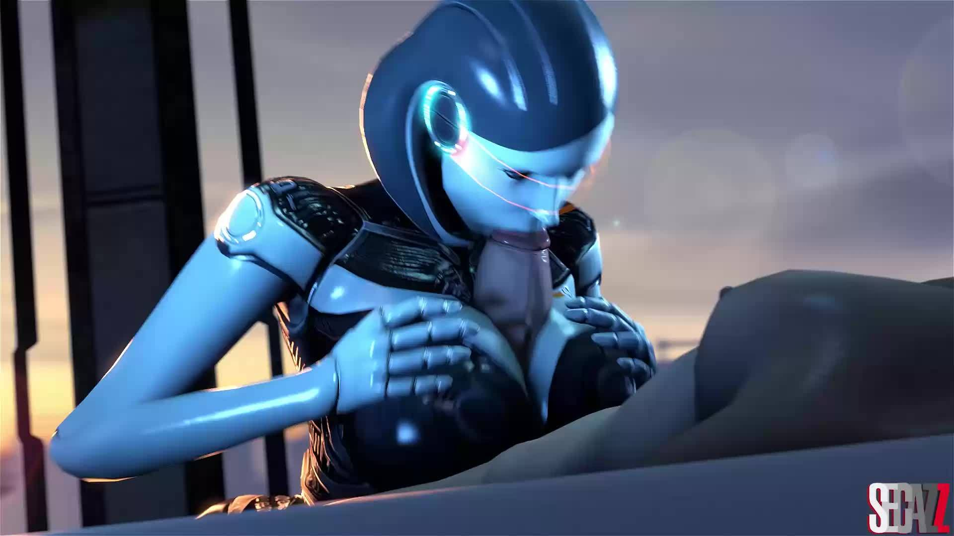 Mass effect 3 edi porn erotic movie