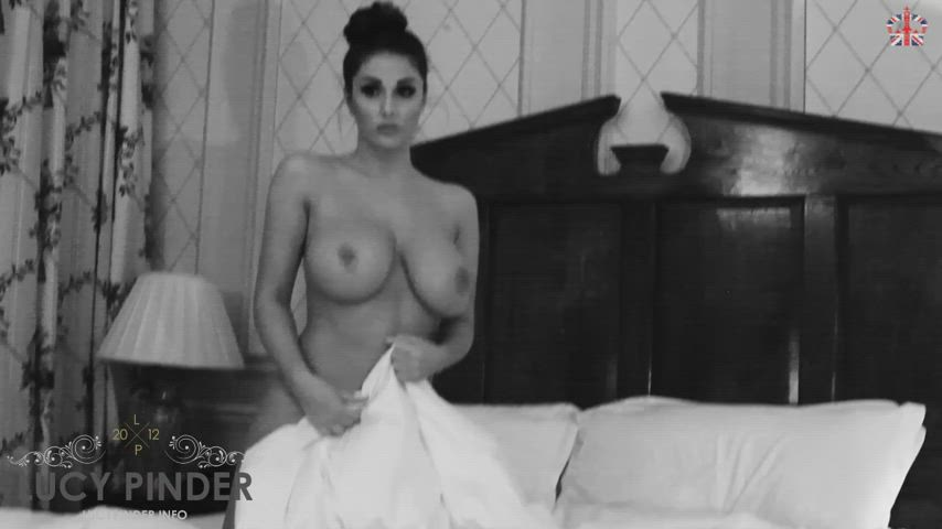 bedtime with lucy pinder
