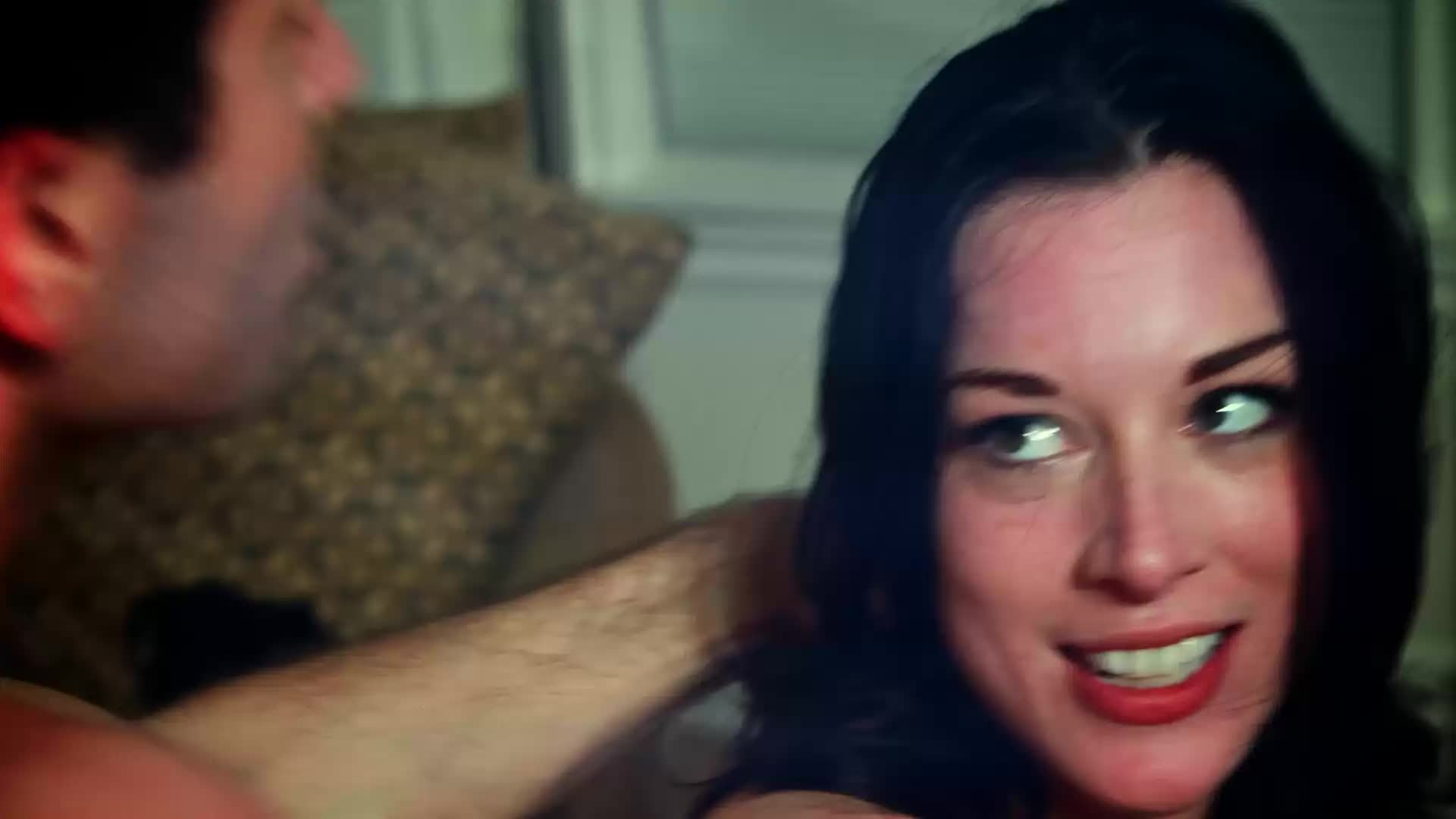 Stoya Gets A Sticky Facial