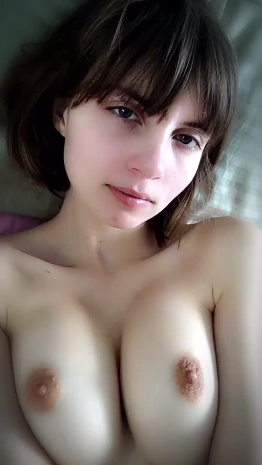 Teen plays with her tits porn galery