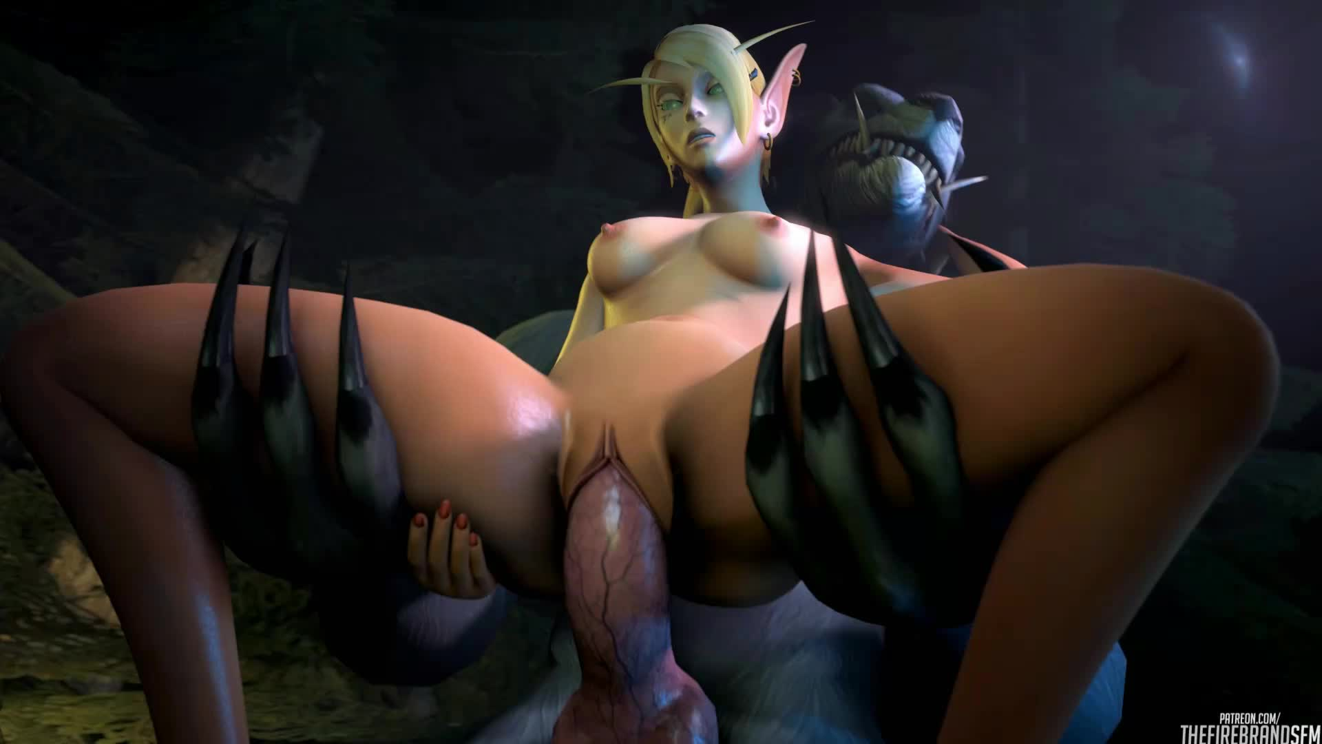 Worgens fucked by elf videos anime pics