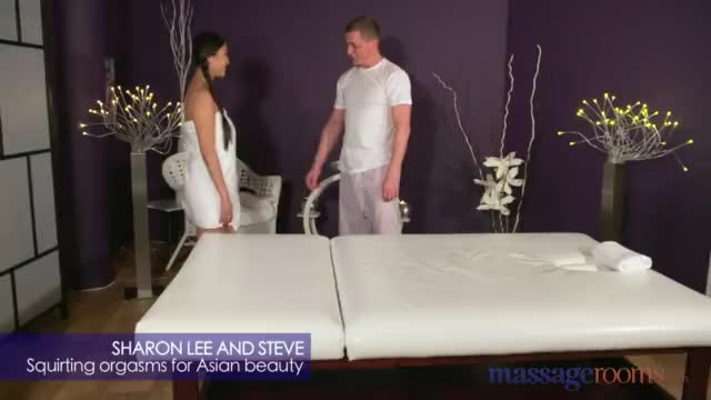 Busty Teen got Oiled and Massage Then Fucked Hard