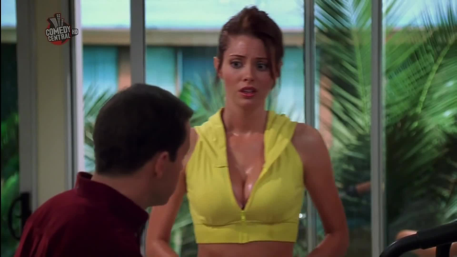 Aly Michalka Two And A Half Men Gif april bowlby gifs search | search & share on homdor
