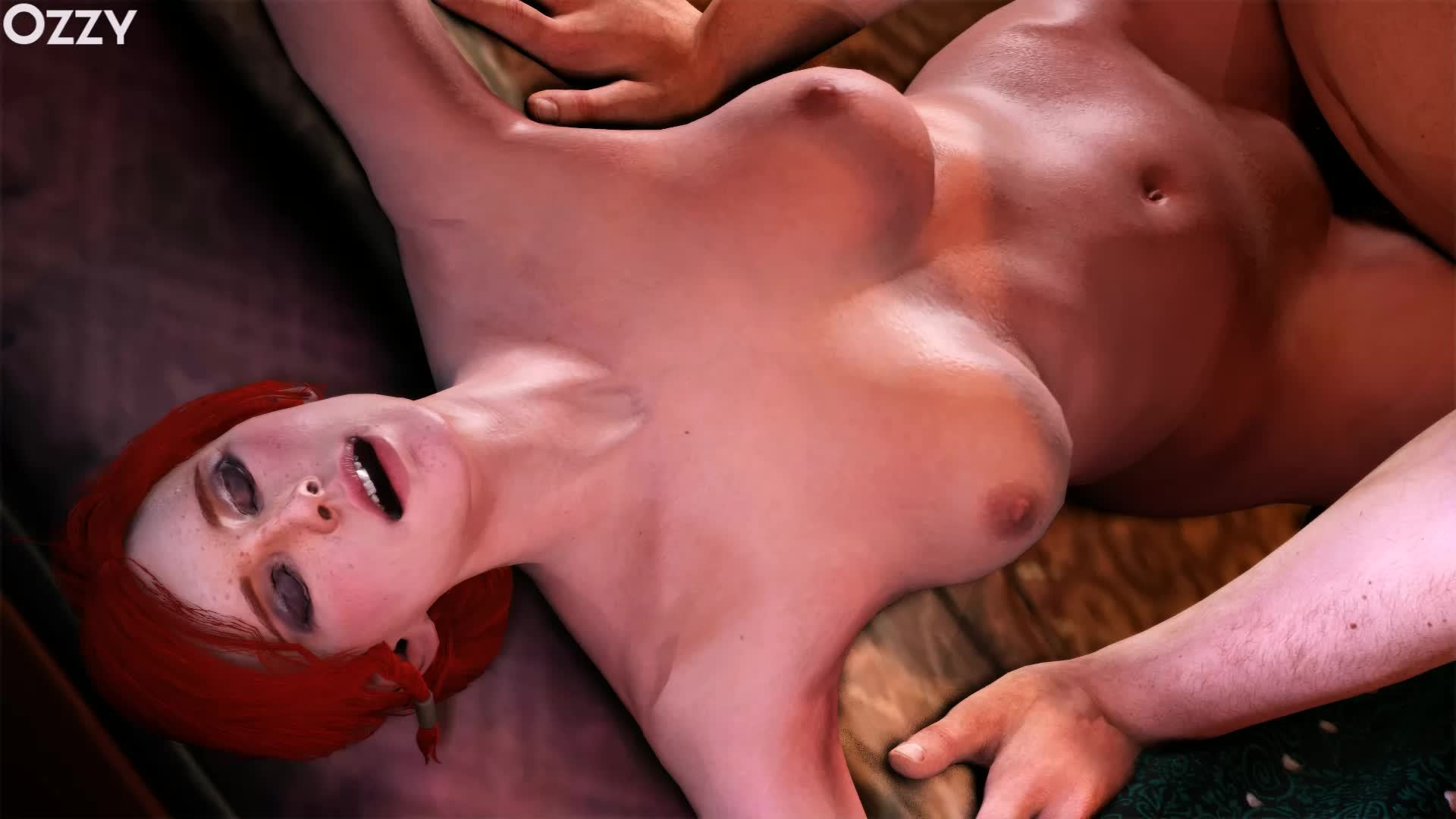 Triss porno parody xxx photo