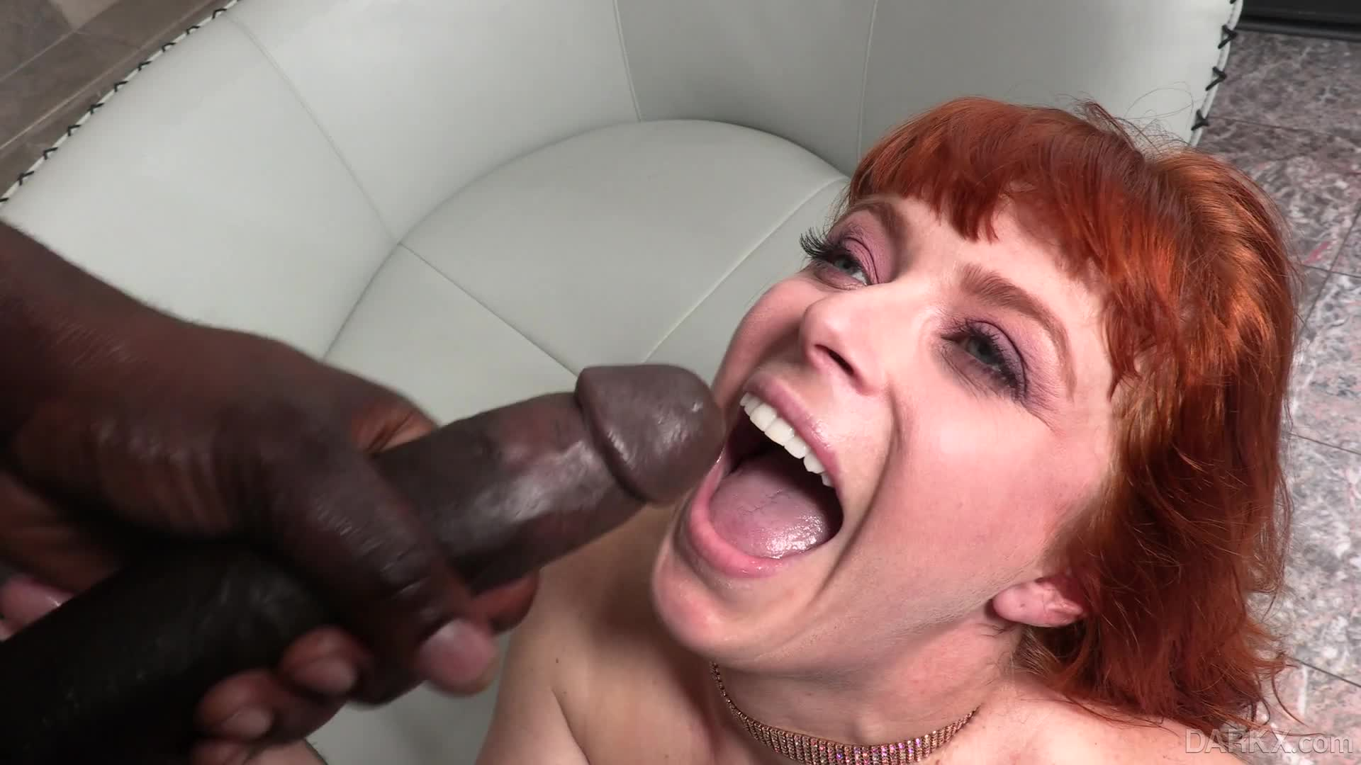 Penny Pax Swallowing Cum