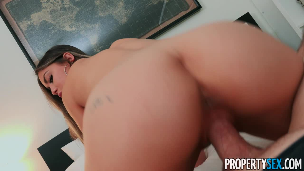 Alina Lopez riding until she's dripping cum